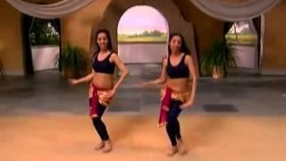 Танец живота с сестрами Бедаши. Бедра и ягодицы