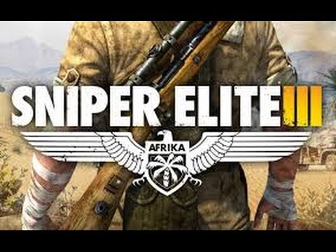 Sniper Elite 3 - Campaign Gaberoun Part 2