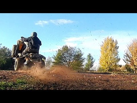 SxS + ATV Action Clips Compilation - AdrenalineJunkieProd Channel Trailer