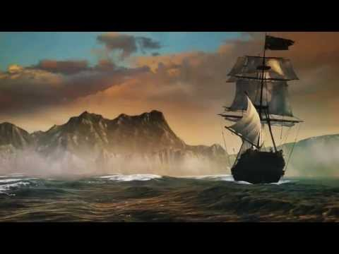 Assassin's Creed 4 Black Flag  Treiler of Gameplay