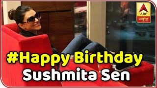 #HappyBirthdaySushmitaSen : The fittest actress  than any of Gen-Y heroines ever - ABPNEWSTV