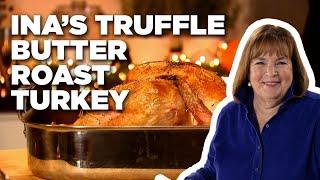Ina's Truffle Butter Roast Turkey | Food Network - FOODNETWORKTV