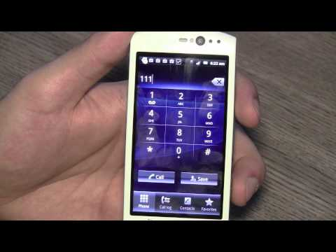 Sony Ericsson Neo V full Review