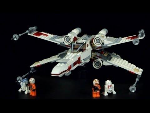 LEGO Star Wars X-Wing Starfighter  Muffin Songs' Oyuncakları Tanıyalım