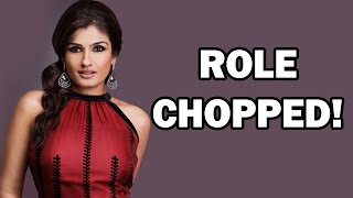 Raveena Tandon's role chopped from Bombay Velvet! | Bollywood News