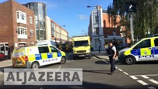 Parsons Green attack: UK police search house in Surrey - ALJAZEERAENGLISH