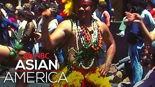 Visibility At Pride: The Pacific Islanders Who Marched In 1982 | NBC Asian America - NBCNEWS