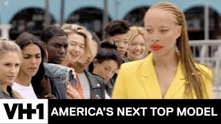 The Contestants Show Stacey McKenzie Their Best Runway Walk 'Sneak Peek' | America's Next Top Model - VH1