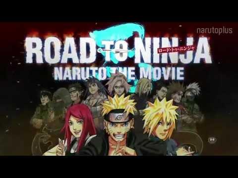 Teaser Trailer de Naruto Shippuuden Road to Ninja [legendado]