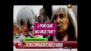 Angeles y la canción de TVR