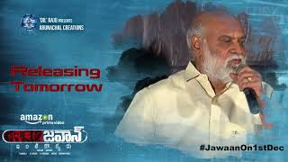 Raghavendra Rao about Jawaan - idlebrain.com - IDLEBRAINLIVE