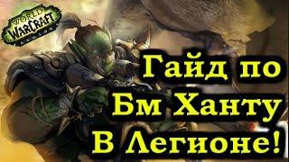 Гайд по БМ Ханту Легион Патч 7.0.3 - BM Hunter Guide Patch 7.0.3 Legion - Рейвис