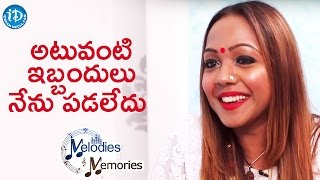 I Didn't Faced Such Difficulties - Bhargavi Pillai || Melodies And Memories - IDREAMMOVIES