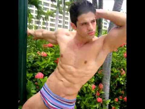 Alberto Byers, Guapo Modelo Chileno / Alberto Byers, Handsome Chilean Model