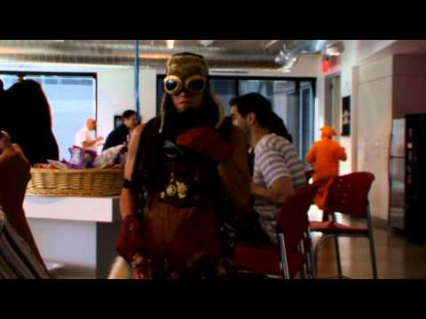 Naughty Dog's Halloween Costume Contest 2010