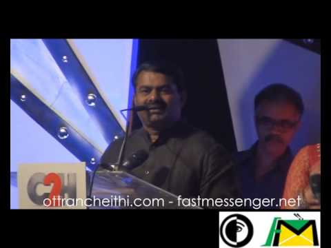 C2H Launch Directors Ameer, Seeman & Bakiyaraj Speech