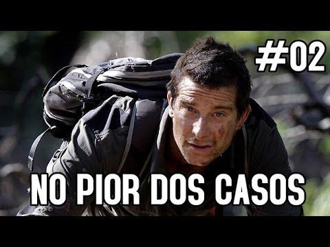 NO PIOR DOS CASOS - EPISÓDIO 02 - ATAQUE DE CACHORROS