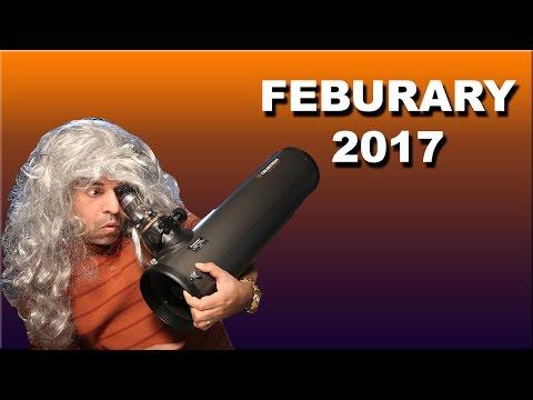 Feburary 2017 Monthly Horoscope for Ascending Souls