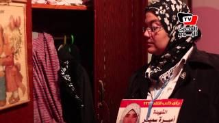 «أثر الشهداء».. «أميرة» لأن «الموت» يختار ما يريد (فيديو) | المصري اليوم