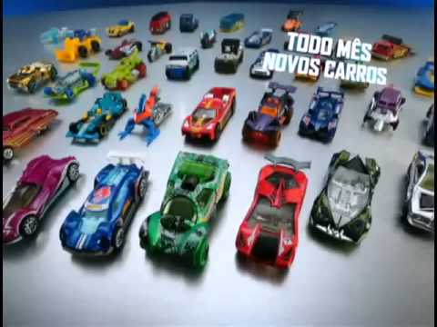 Hot Wheels   Promoo Carrinhos Misteriosos