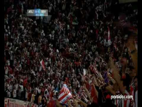 Final Copa del Rey 2010: At. Madrid - Sevilla || 0-1 D. Capel [SFCRadio]