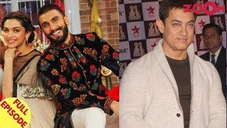 DeepVeer ki shaadi | Aamir to not to take profit share from 'Thugs Of Hindostan' & more - ZOOMDEKHO