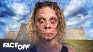FACE OFF | Season 12, Episode 8: Amusing Aliens Morphs | SYFY - SYFY