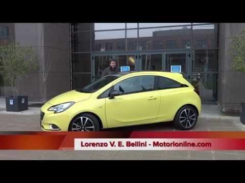 Opel Corsa 1.3 CDTI Euro 6, Primo Contatto - First Drive Review
