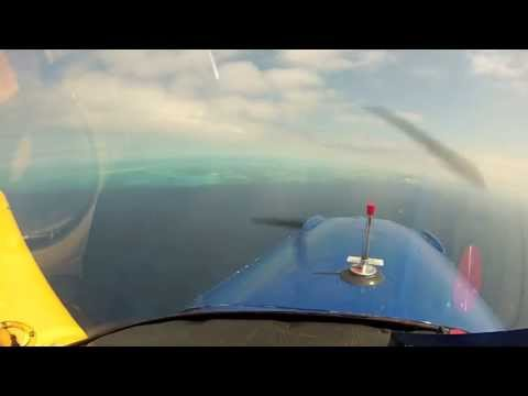 Ercoupe Flight to The Bahamas 2013