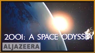 🎥 50 years since 2001: A Space Odyssey hit the screens | Al Jazeera English - ALJAZEERAENGLISH