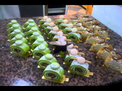 chef pâtissier marocain fouad au Nador. vidéo2. wmv