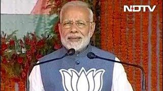 बस्तर में भारी मतदान कर लोगों ने धमकी देने वालों को जवाब दिया है : पीएम मोदी - NDTVINDIA