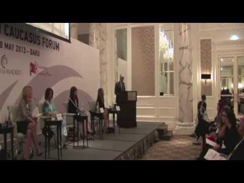 End Human Trafficking Now in Baku (Part 1)