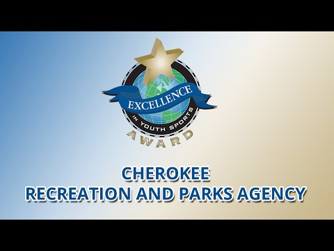 Cherokee Recreation & Parks Agency (Ga.) wins Excellence in Youth Sports Award (2015)