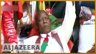 🇪🇹 Thousands of Ethiopians hail return of once-banned Oromo group l Al Jazeera English - ALJAZEERAENGLISH