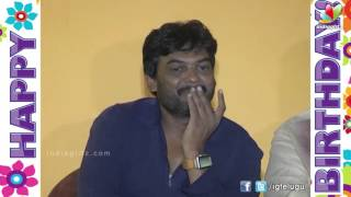 Puri Jagannath Birthday Press Meet - Indiaglitz Telugu - IGTELUGU
