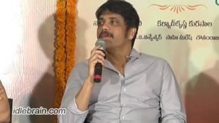 Rarandoi Veduka Chuddam press meet | Naga Chaitanya | Rakul Preet - idlebrain.com - IDLEBRAINLIVE