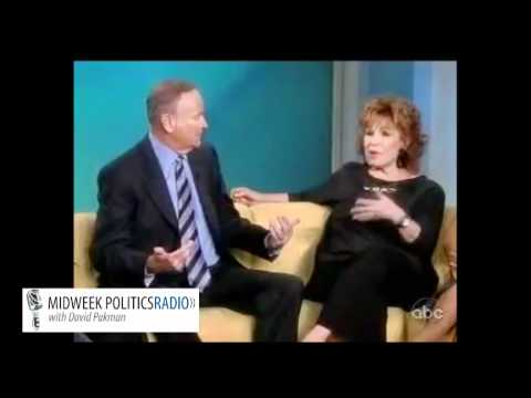 Bill O'Reilly Gets Whoopi Goldberg & Joy Behar to Walk Off The View