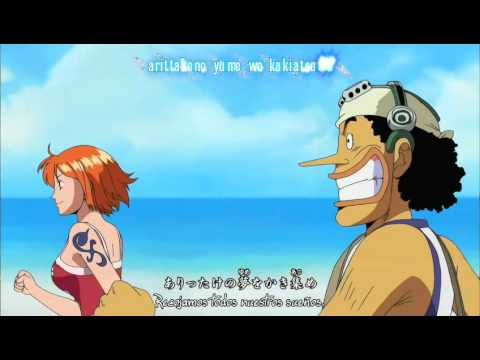 One Piece - We are! - Opening 10 - HQ