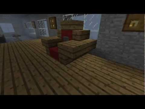 Minecraft Interior Design Chair Design Ideas