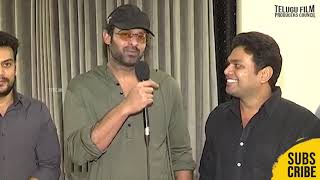 Prabhas Launches 22 Movie Song | Maar Maar Ke | Rupesh Kumar | Saloni Misra | TFPC - TFPC