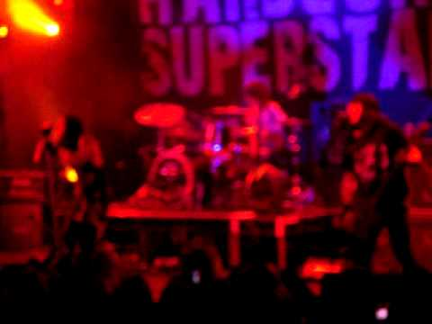 Hardcore Superstar live