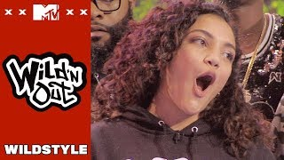 USA Olympian Laurie Hernandez Is Pure Gold | Wild 'N Out | #Wildstyle - MTV