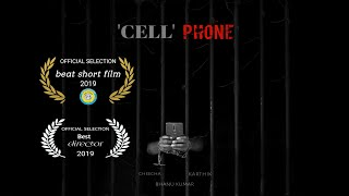 Cell Phone Short Film I Cheecha | Bhanu Kumar | Karthik | Dileep Kumar - YOUTUBE