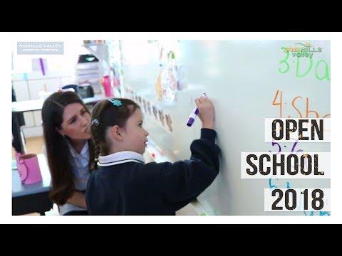 Open school 2018