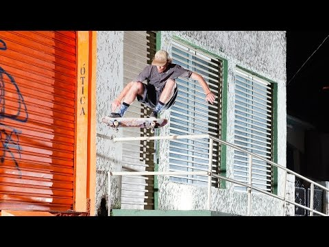 Street Skating in Belém   Cruising the Amazon: Part 3