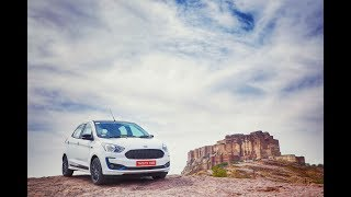 2019 Ford Figo | First drive | Living Cars - NEWSXLIVE