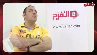 اتفرج| أحمد بلال يحكي مشواره الكروي من البداية وحتى النهاية