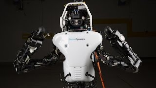 روبوت Atlas أصبح بتصميم جديد ومستقبلي بنسبة 75 بالمئة