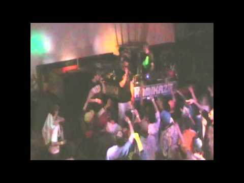 Hugo Toxxx feat. Pavel Baar Live Karvina masakr vol 3 20.5.2011
